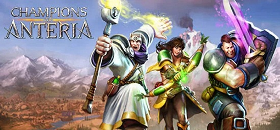 Free Download Champions Of Anteria PC Game