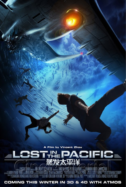 Download Lost in the Pacific 2016 HDRip 720p Subtitle Indonesia