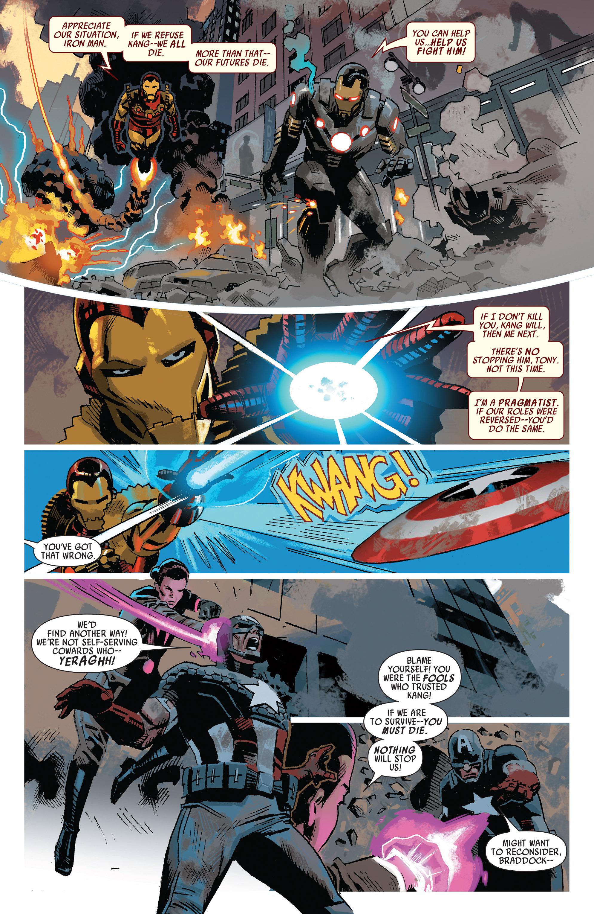 Read online Uncanny Avengers (2012) comic -  Issue #22 - 8