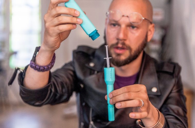 Hacker group creates $30 DIY Epipen to expose corporate greed and save lives