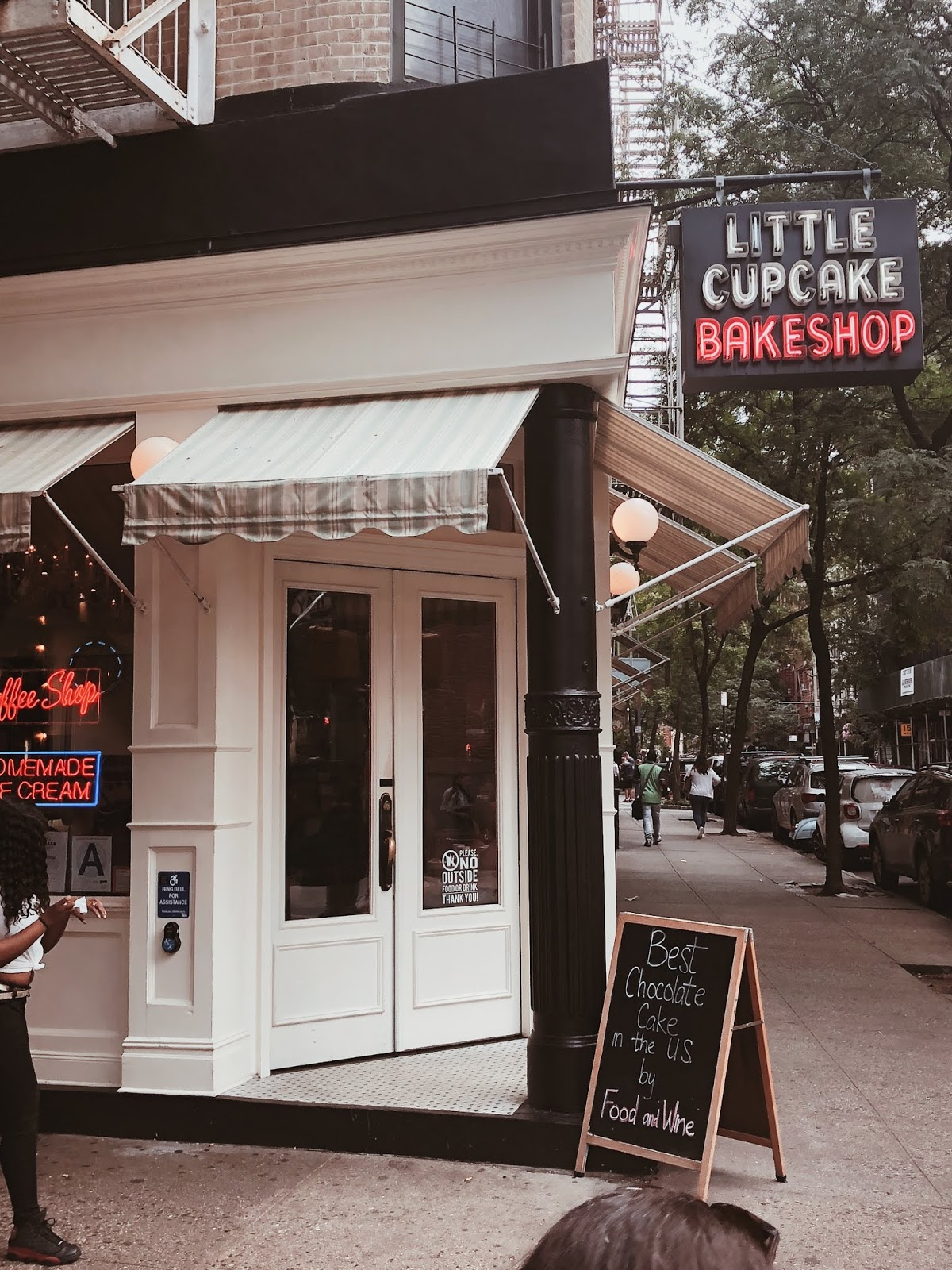 new york instagram places guide food spots instagrammable worthy little cupcake bakeshop soho 1