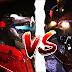 Fanservice! Voltron luta contra o Megazord