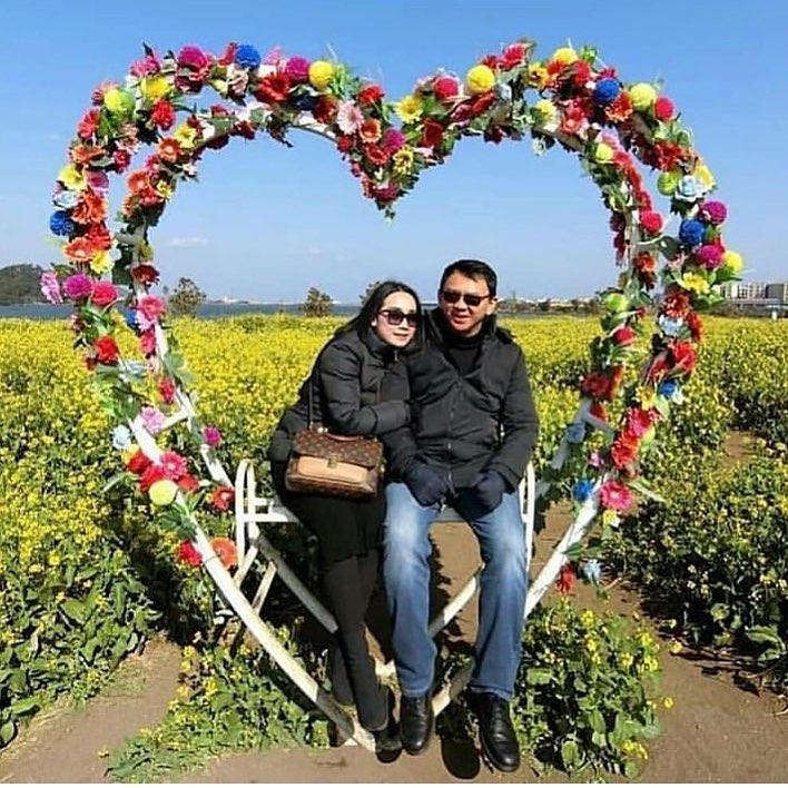 Patroli303 - Beredar Foto Ahok Dan Calon Istrinya Puput Bertepatan Hari Valentine