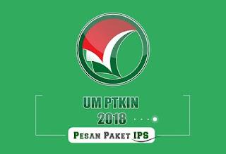 Soal UM-PTKIN IPC