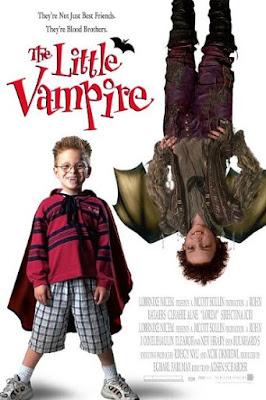 Sinopsis Film The Little Vampire (2000)