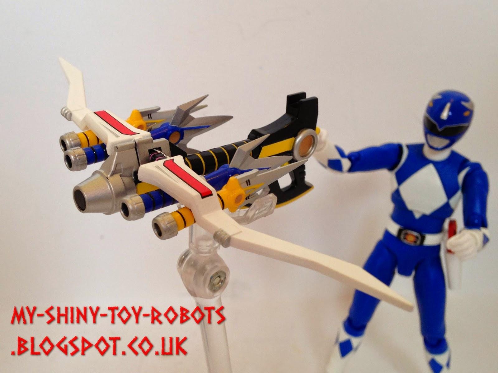 Tricera Lance (Power Lance)!