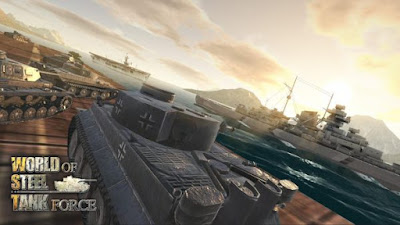 World of Steel Tank Force Apk 1