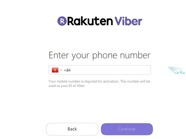 Hướng dẫn cài đặt Viber cho PC d
