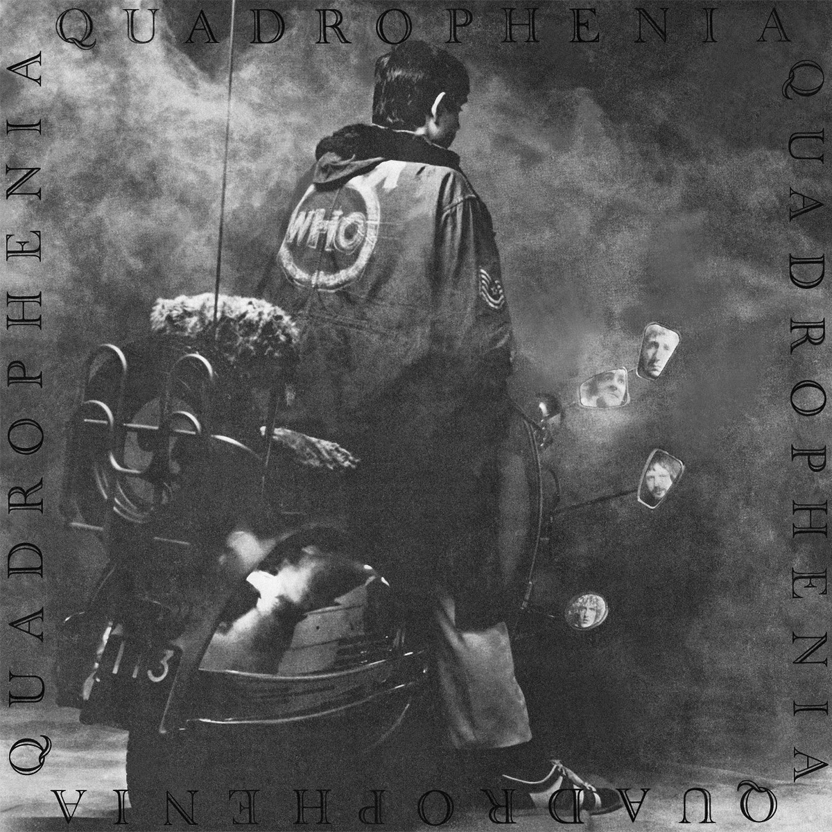 THE WHO Quadrophenia 1973