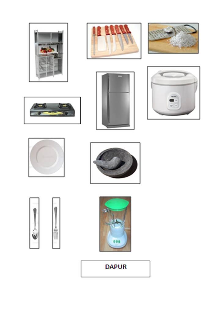 Benda Yang Ada Di Dapur Dalam Bahasa Inggris : benda, dapur, dalam, bahasa, inggris, Popular, Gambar, Benda, Dapur