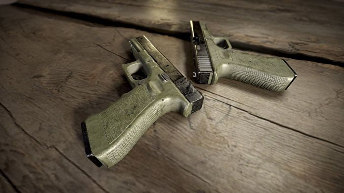 The Best Handguns: P18C