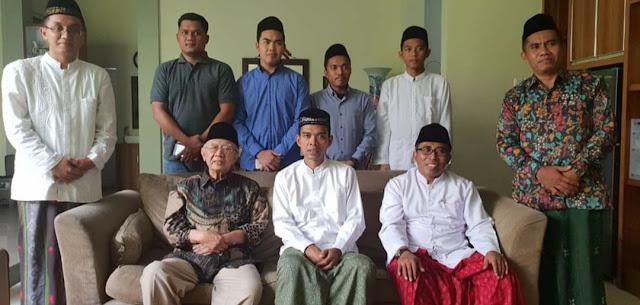 Nasehat KH Sholahuddin Wahid kepada Syekh Abdul Somad