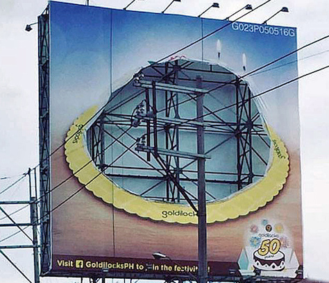 Goldilocks Billboard