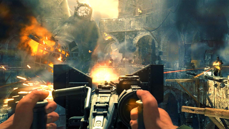 Wolfenstein the new order PC game Download