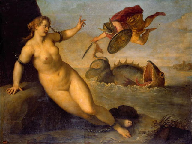 Jacopo Palma il Giovane, Classical mythology, Greek mythology, Roman mythology, mythological Art Paintings, Myths and Legends