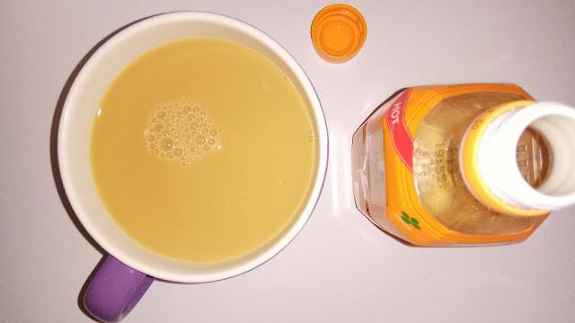 TEAS' TEA Hojitya Latte - zielona herbata z mlekiem