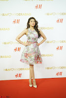 Pranitha Subash in lovely Flower Print Sleeveless Short dress ~  Exclusive 051.JPG