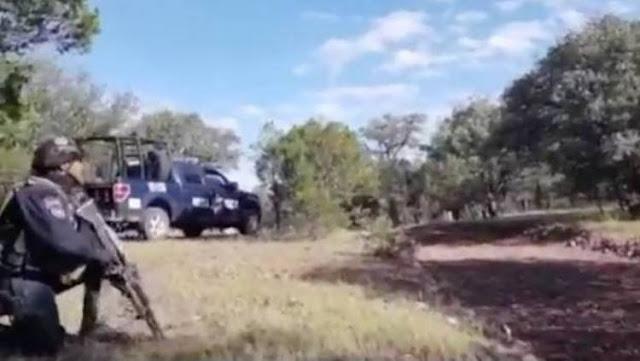 VIDEO; Federales vs Sicarios se arremangan en Cihuahua y filtran la grabación