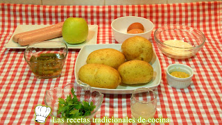 receta fácil de ensalada de patatas