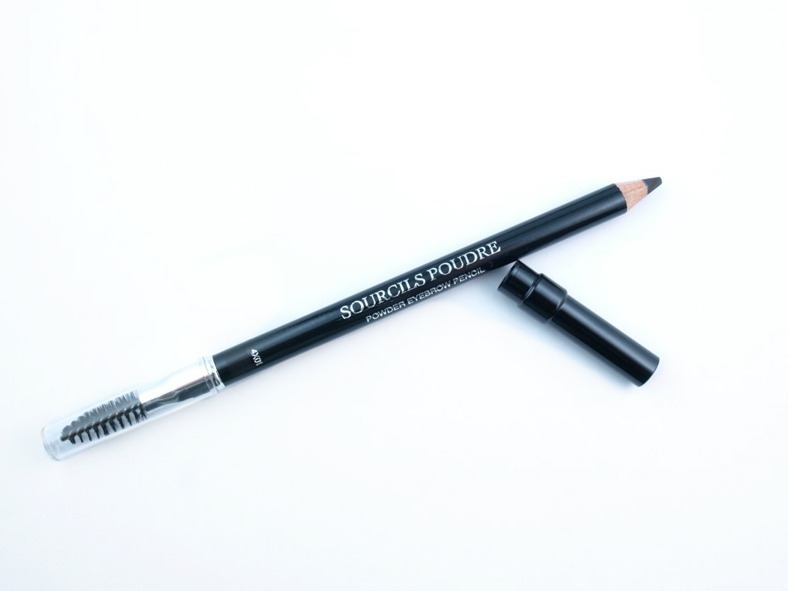 Dior Powder Eyebrow Pencil with Brush & Sharpener in