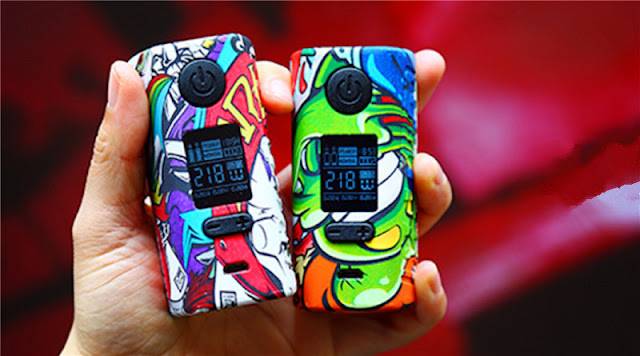What Will You Get from Hugo Vapor Rader Mage 218W Mod