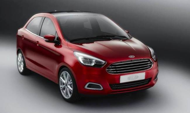 2018 Ford All New Figo Review South Africa