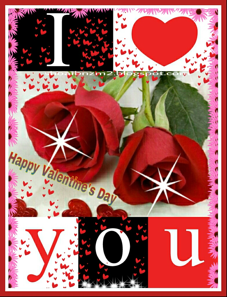 Flowers For Flower Lovers Happy Velentine S Day Cards