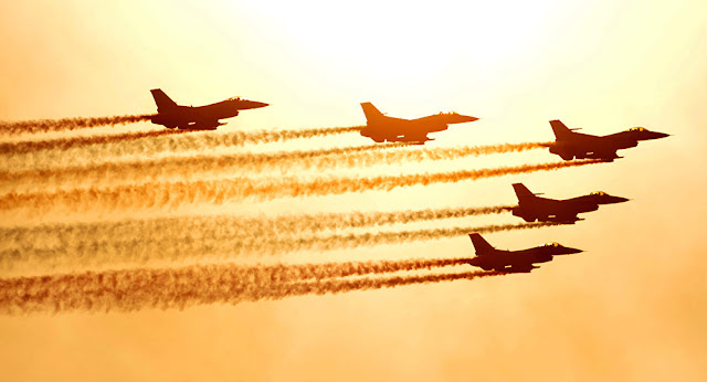 F-16 inúteis