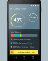 Elimina le foto venute male dalla Galleria Android automaticamente
