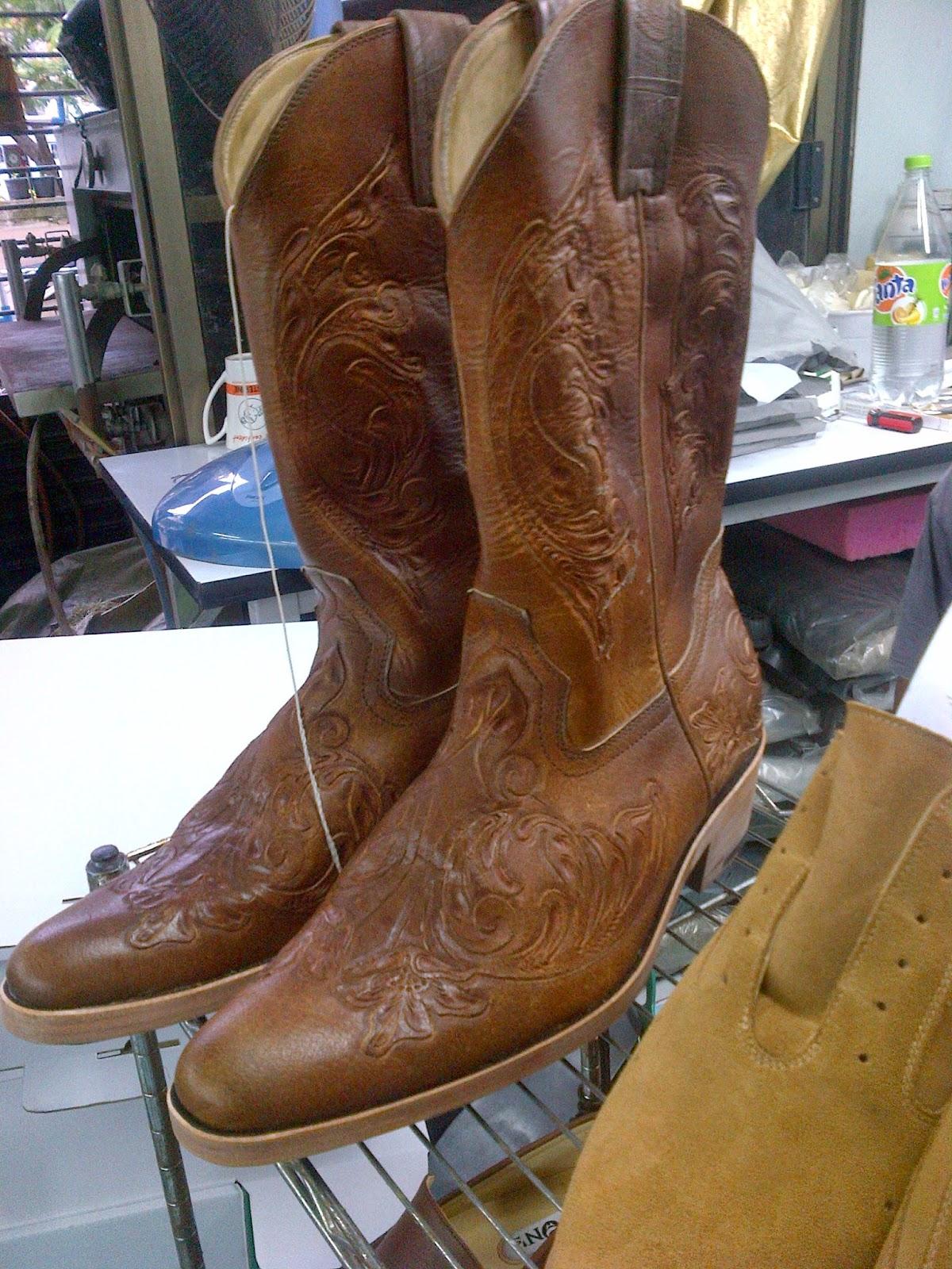 Thai Shoe Factory June 2014