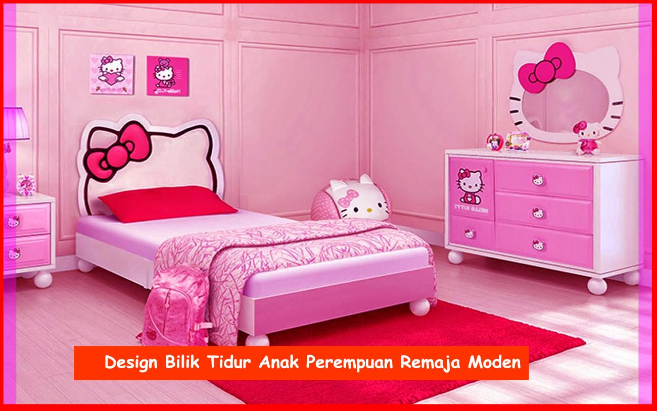 Sabtu 19 Maret 2016 Home Hiasan Dalaman Bilik Design Tidur Anak Perempuan