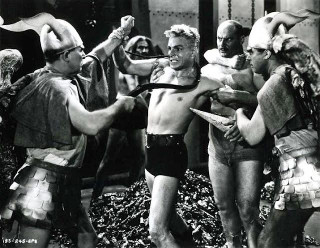 Filmes Antigos Club - A Nostalgia do Cinema: Flash Gordon