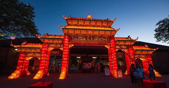 cleveland zoo asian lantern festival tickets
