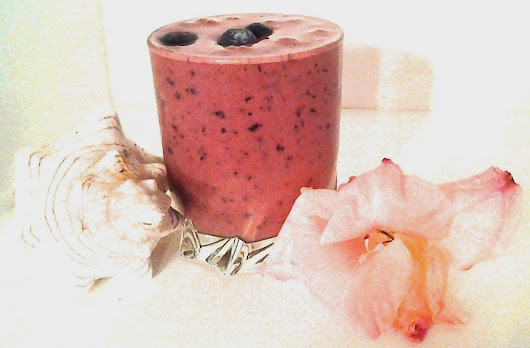 Blueberry Breeze Smoothie