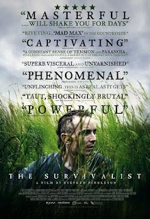 The Survivalist Movie Poster 1