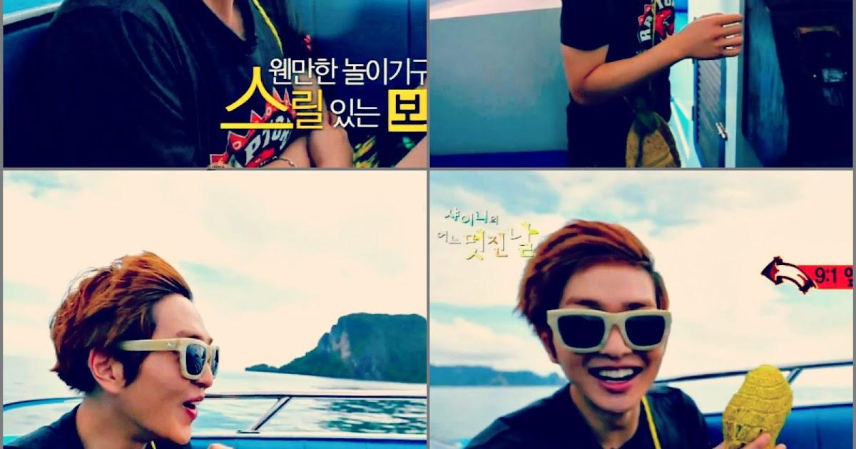 Shinee wonderful day eng sub episodes - Tokko episode 2