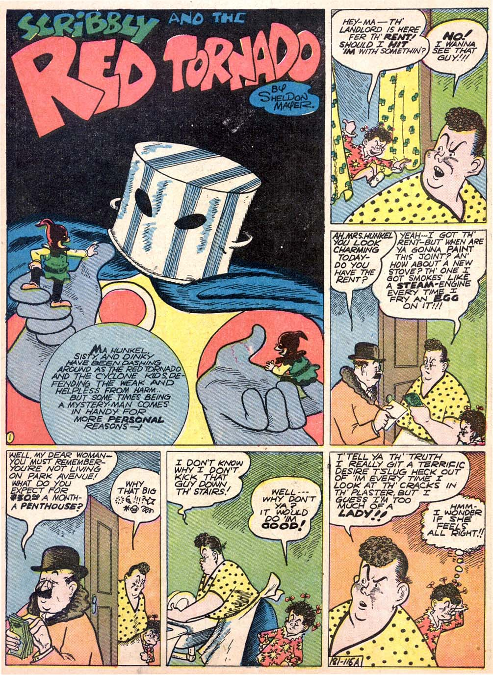 Read online All-American Comics (1939) comic -  Issue #30 - 13