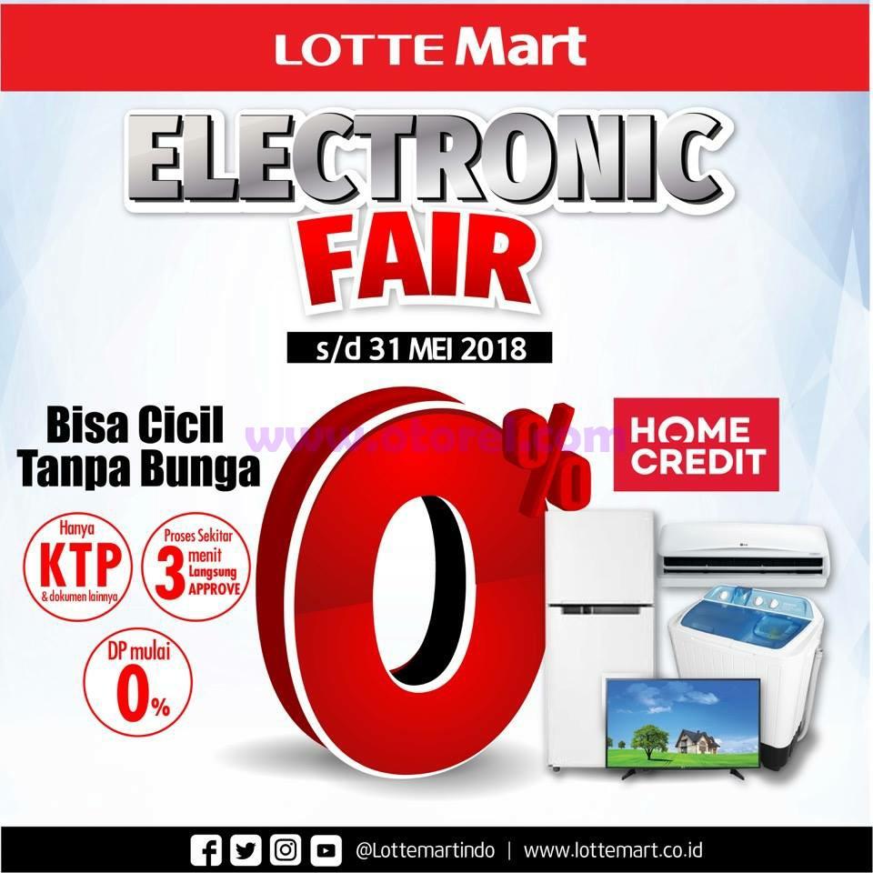Promo Lottemart PHILIPS FAIR Terbaru Hingga 31 Mei 2018