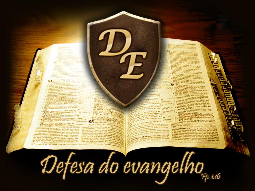 """EVANGELHO E REFORMA: """"O EVANGELHO SEGUNDO O ESPIRITISMO"""