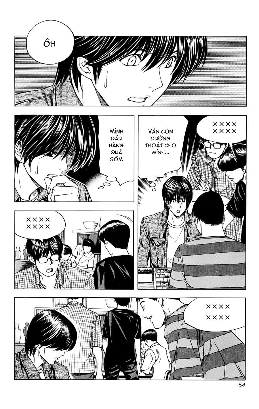 Hikaru No Go hikaru no go chap 133 trang 7