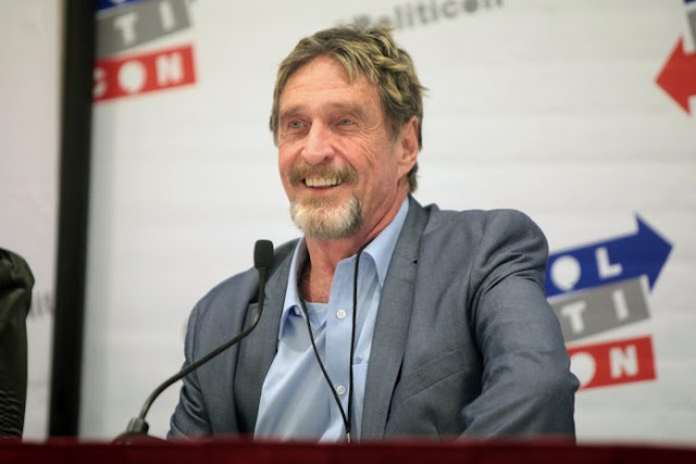 McAfee Antivirus Creator Sues Intel, Why?