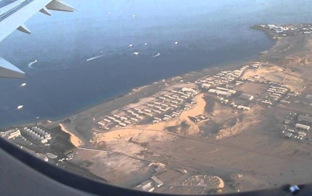 Літак з українцями вилетів з Єгипту - МЗС
