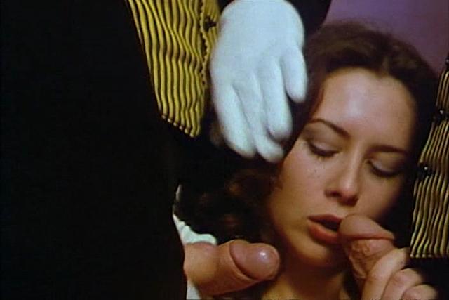 Les Bas de soie noire (1981)