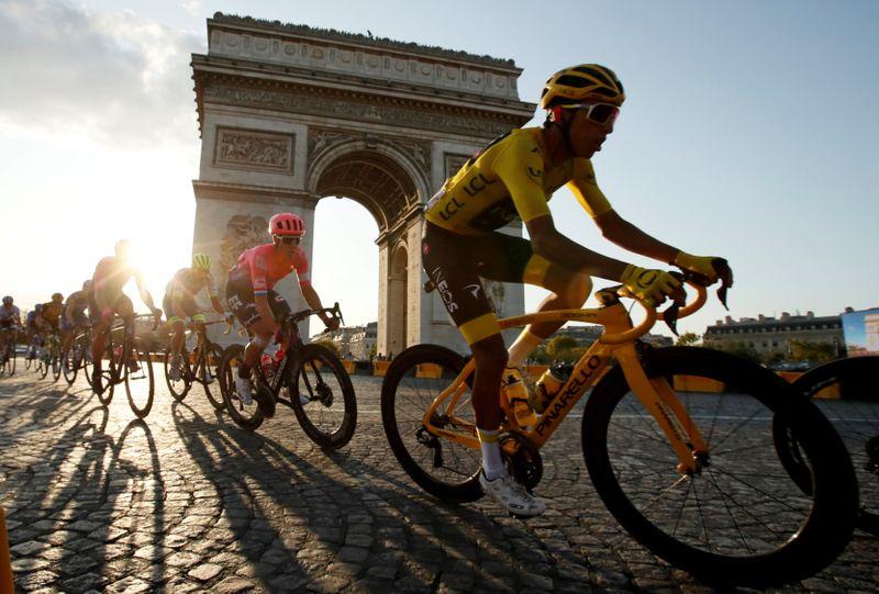 El Tour de Francia fue programado para el 29 de agosto