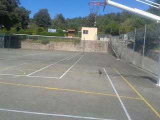 Campo de Voleibol e Andebol