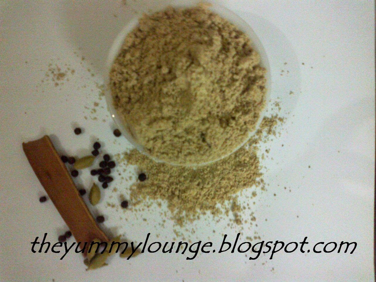 Homemade Masala Chai Powder - Masala Tea Powder Recipe