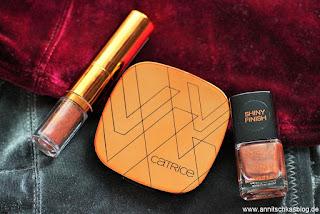 Review: CATRICE Vinyl vs. Velvet - www.annitschkasblog.de