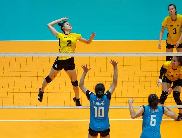Lịch thi đấu Cúp quốc tế nữ VTV9 - Bình Điền lần thứ 12 năm 2018 tại Quảng Nam