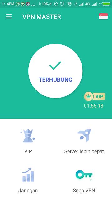 6 Langkah Cara Menggunakan VPN Master di Android