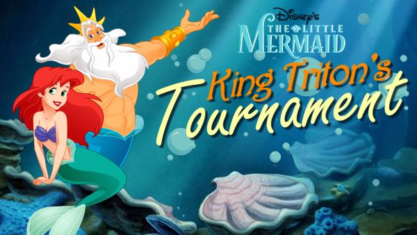Play Little Mermaid King Triton's Tournament game where you can become the new champion of Atlantica by defeating all opponents